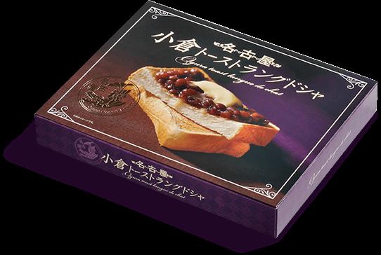 名古屋伴手禮 小倉吐司餅乾